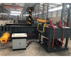 Yqd 2500 New Arrival Automatic Waste Car Press Machine Hydraulic Cars Baler