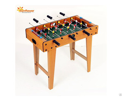 Hot Sale Coin Operated Indoor Sports Game Football Table Machine