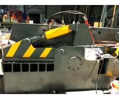 Tf Hydraulic Scrap Metal Cutting Machine Alligator Shearing Price