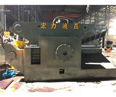 Hot Sale Automatic Alligator Scrap Metal Steel Hydraulic Shearing Machine