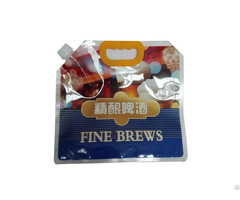 Exquisite Quality Customized Laminated Beer Bag