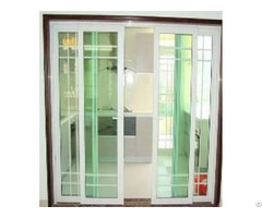 Bulkhead Embedded Insulating Glass