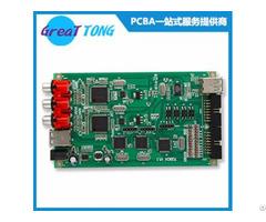 Cctv System Pcb Smt Assembly Test No Moq