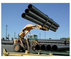 Erw Steel Pipe Used For Oil Gas Water Transmission Machinery Manufacturing