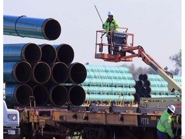 Lsaw Steel Pipe Used For Oil Gas Water Transmission Engineering Offshore Projects