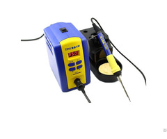 Esd Safe Thermostatic Digital Lead Free Soldering Station 85w