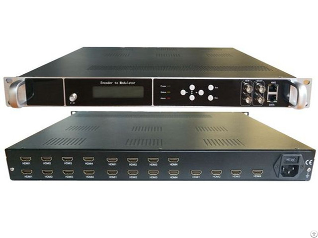 Multi Channels Hdmi To 4rf Modulator