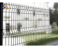 Perimeter Fencing For Large Scale Greenhouse Base