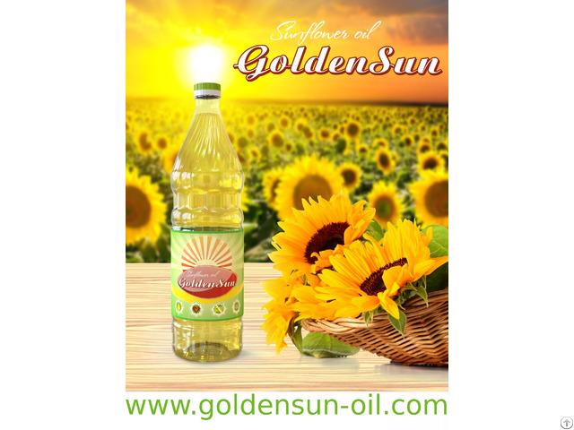 Pure Sunflower Oil Goldensun Country Of Origin Ukraine