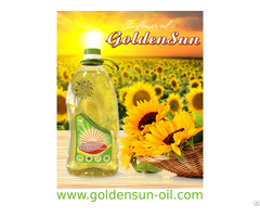 Refined Deodorized Sunflower Oil