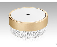 Vds3131 Q Lable Ul Nf Certificated Mini Smoke Detector In Hand With Various Colors Gs522a