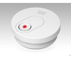 Built In Lithium Battery Photoelectric Smoke Detector Gs526a 10 Years Life