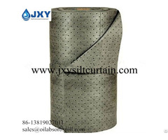 Dimpled And Perforated Universal Absorbent Rolls