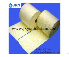 Dimpled Chemical Absorbent Roll