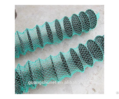 Scallops Sea Cucumber Growth Collector Aquaculture Net Cage Scallop Lantern Nets