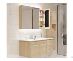 Waterproof Wood Bathroom Vanity Cabinet With Nice Quality