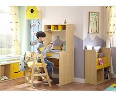 Healthy Mdf Chipboard Wood Kids Room Desk