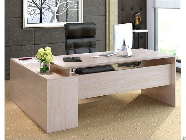 Competitive Price Nice Quality Simple Design Wood Office Partition Desk