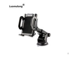 Adjustable Telescopic Neck Dashboard Suction Cup Mount Mobile Phone Car Holder