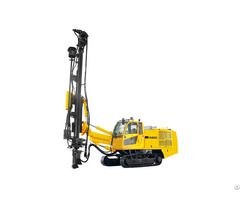 Jk830 All In One Dth Automatic Drilling Rig