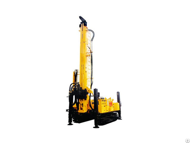 Jks600b Crawler Mounted Versatile Well Drilling Rig