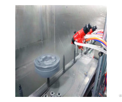 Cooker Units Coating Equipment Manufacturer Powder Spray Paint Booth