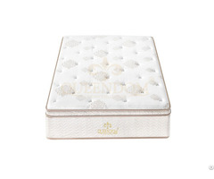 Euro Box Top Medium Firm Inner Spring Mattress