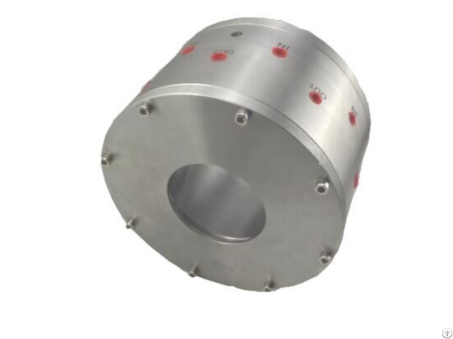 High Speed Water Rotary Union 1 2 Npt Rh Hydraulic Kjc Rotate Joint