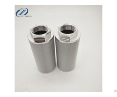Sintered Stainless Steel Filter Cartridge For Precise Filtration Of Hydraulic Oil Lubricants