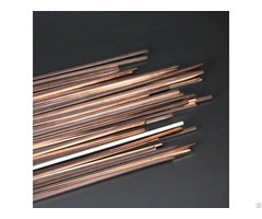 Having Free Sample Phos Copper Brazing Filler Metal Flat Welding Stick
