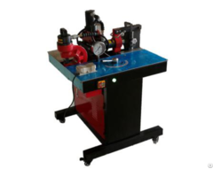 Hydraulic 3 In 1 Manual Busbar Bending Punching Cutting Machine Jpmx 301a