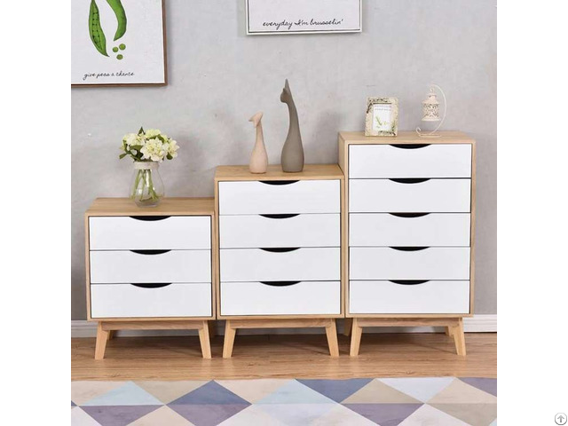 Hot Saling Cheap Wooden Chest Of Drawers