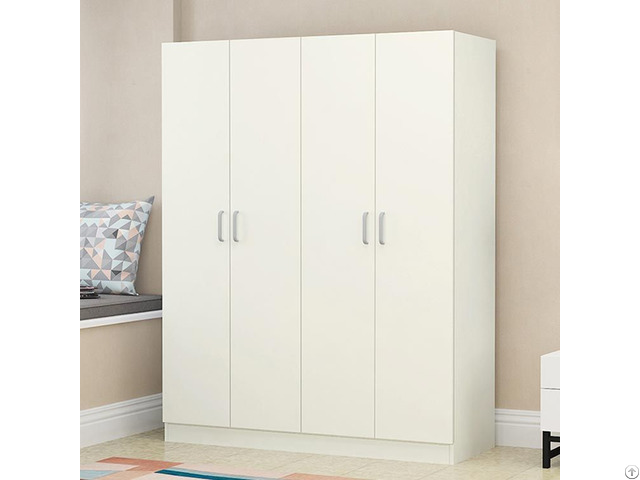 Hot Saling High Quality Modern White Wardrobe For Bedroom