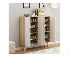 Hot Saling High Quality Wooden Shoes Cabinet For Living Room