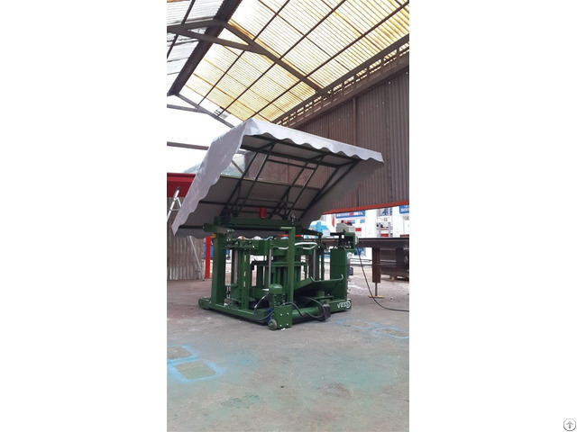 Manual Block Making Machine For Sale Made In Turkey