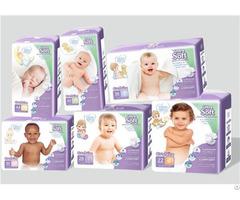 Enhanced Cotton Comfortable Various Sizes Baby Diapers Cooshkins Series Diaper