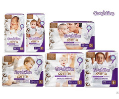 Eco Friendly Baby Diapers Biodegradable Babies Diaper