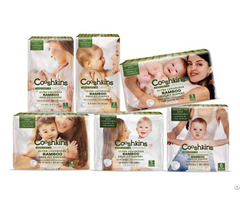 Eco Friendly Baby Diaper Bamboo Based Babies Diapers