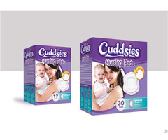 Various Sizes Fast Absorption Cuddsies Nursing Pad Breast Pads Chinese Manufacturer