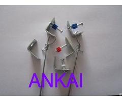 12ga X 8 Galvanized Hanger Wire