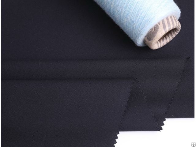 High Quality Plain Weave Polyester Viscose Tr Suiting Fabric