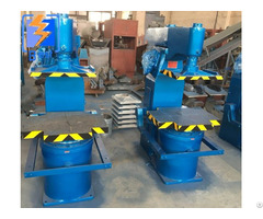 Foundry Casting Best Technical Jolt Squeeze Clay Sand Molding Machine