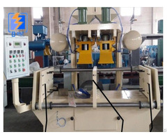 High Efficiency Horizontal Parting Cold Sand Core Shooting Machine