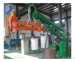 Resin Sand Mixing Machine For Foundry Plant