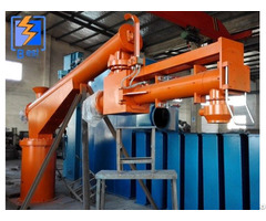 Continuous Resin Sand Mixing Foundry Machine