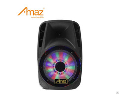 Al1203 12 Inch Multifunctional Pa Active Speaker System With Fm Function