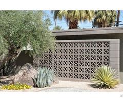 Outdoor Tile Secoin Ventilation Block