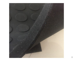 Commercial Price Waterproof Rubber Flooring Tiles