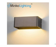 China Outdoor Modern Led Wall Light Fixtures