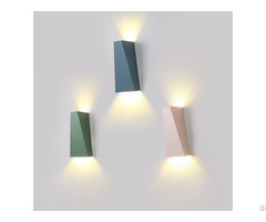 Indoor Up Down Led Wall Light